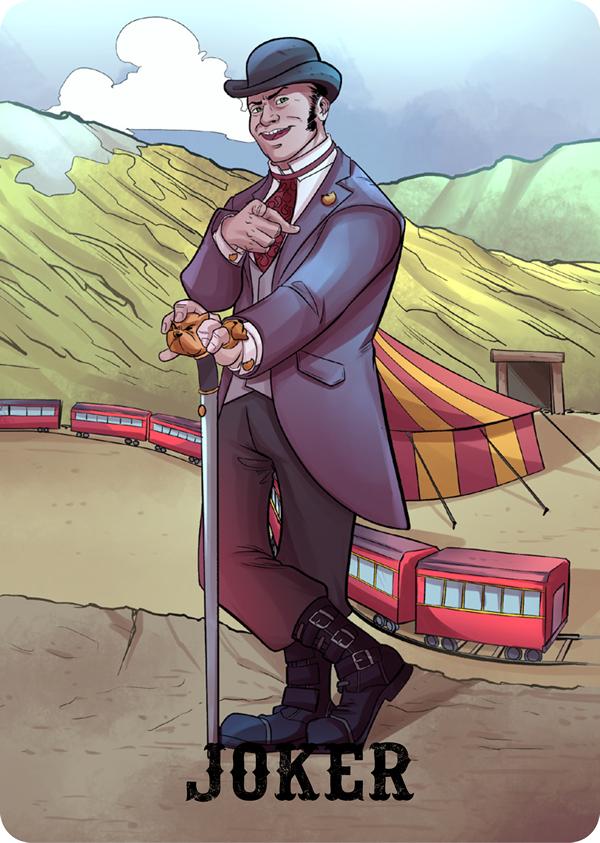 Joker Pose 1